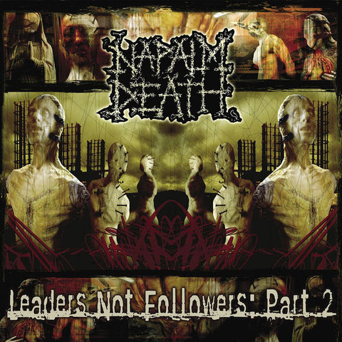 Napalm Death - Leaders Not Followers: Part 2 (LP)