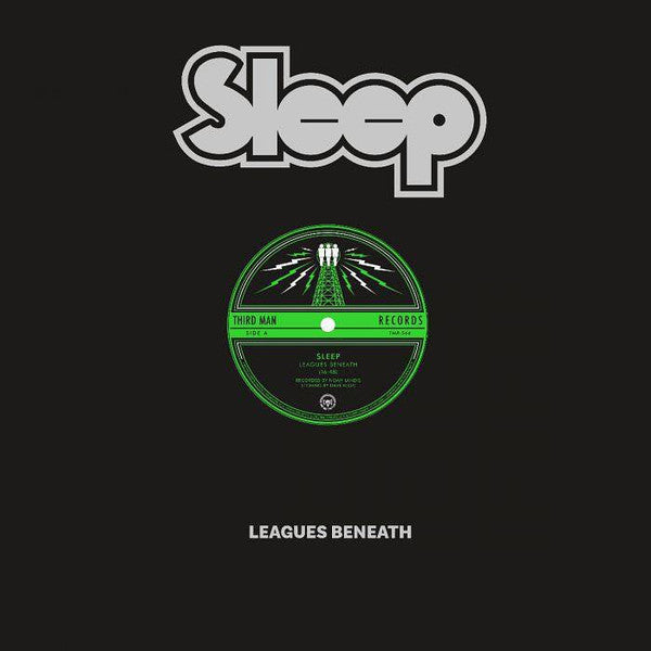 "Sleep - Leagues Beneath (12"" single sided, etched vinyl)"