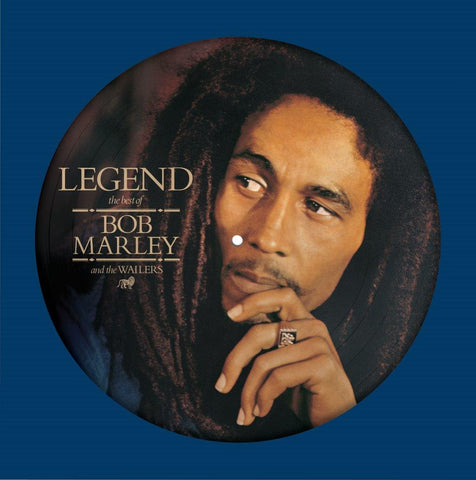 Bob Marley & The Wailers - Legend (LP, picture disc)