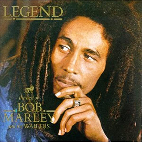 PREORDER - Bob Marley & The Wailers - Legend (LP, picture disc)