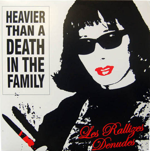 Les Rallizes Denudes - Heavier Than A Death In The Family 2LP