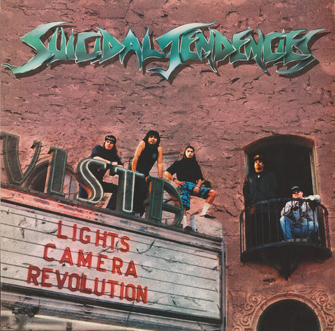 Suicidal Tendencies - Lights... Camera... Revolution (LP)