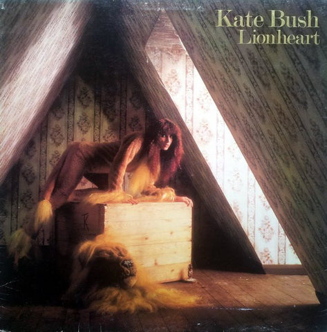 Kate Bush - Lionheart (LP, 180g vinyl)