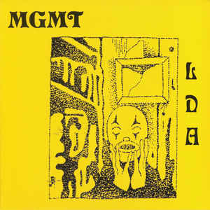 MGMT - Little Dark Age (2xLP)