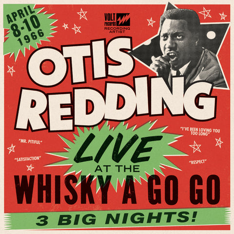 Otis Redding - Live At The Whisky A Go Go (2xLP)