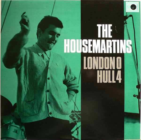 Housemartins - London 0 Hull 4 (LP)