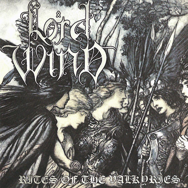 Lord Wind - Rites Of The Valkyries