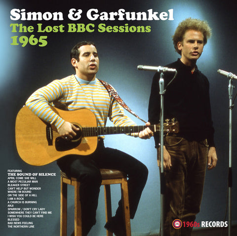Simon & Garfunkel - The Lost BBC Sessions 1965 (LP)