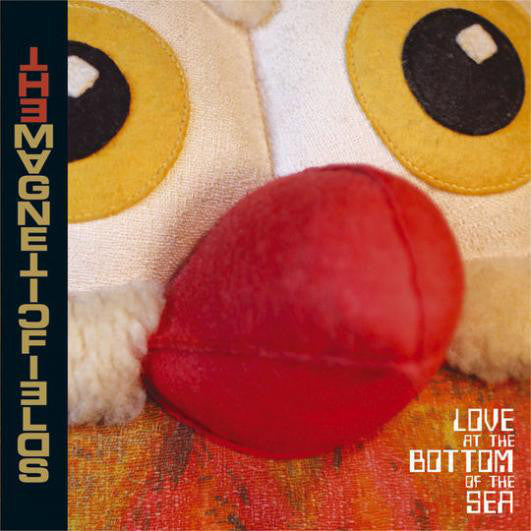 The Magnetic Fields - Love At The Bottom Of The Sea (LP)