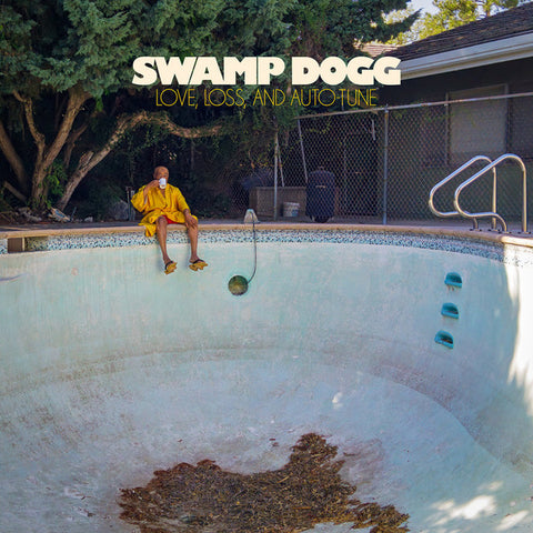 Swamp Dogg - Love, Loss, and Auto-Tune (LP, gold vinyl)
