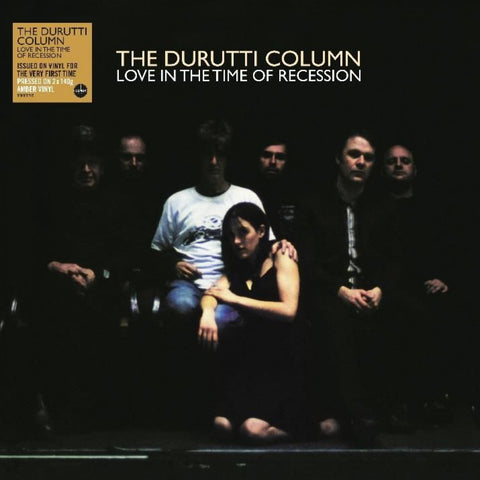 The Durutti Column - Love In The Time Of Recession (2xLP, amber vinyl)