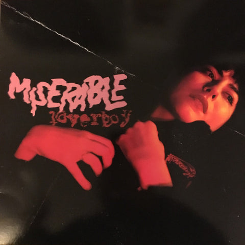 Miserable - Loverboy/Dog Days (LP)