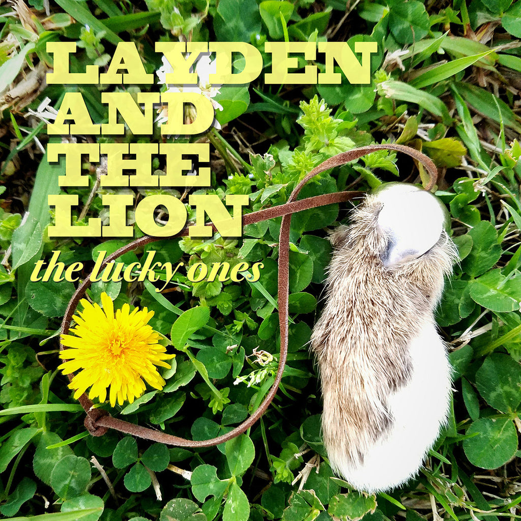 Layden & The Lion - The Lucky Ones (LP, yellow and green vinyl)