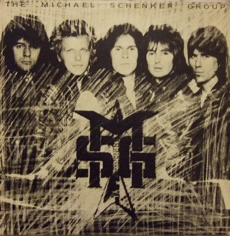Michael Schenker Group - M S G (LP)