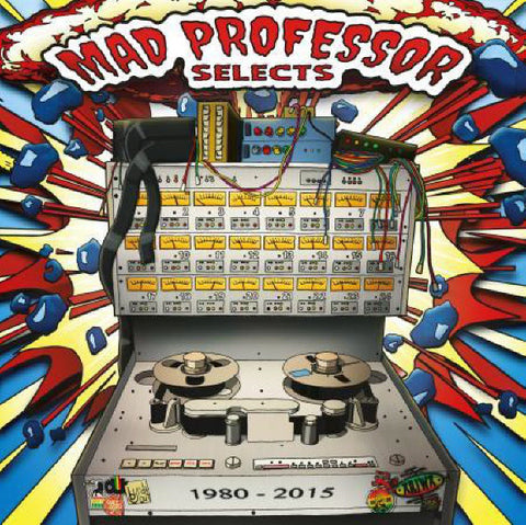 Mad Professor - Mad Professor Selects 1980-2015 (LP)