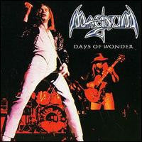 Magnum - Days Of Wonder CD