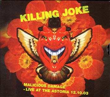 Killing Joke - Malicious Damage: Live At The Astoria 12.10.03 (2xLP)