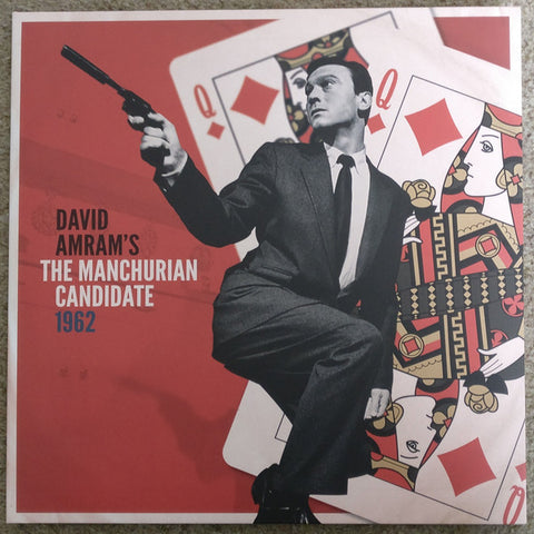 [RSD19] David Amran - The Manchurian Candidate OST (LP)