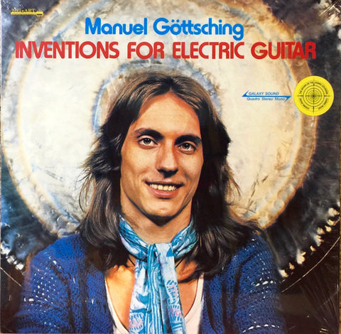 Manuel Göttsching - Inventions For Electric Guitar (LP)