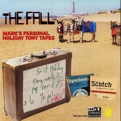 The Fall - Mark E Smith's Personal Holiday Tony Tapes (LP)