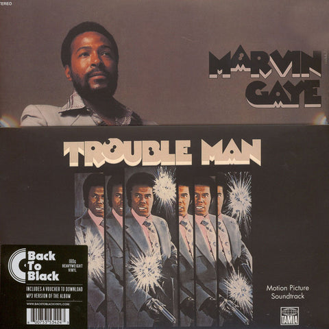 Marvin Gaye - Trouble Man (LP)