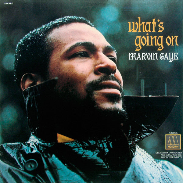 Marvin Gaye - What's Going On (180g LP)