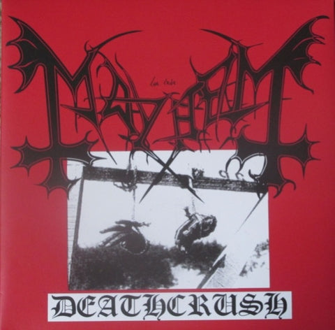Mayhem - Deathcrush (Vinyl LP)
