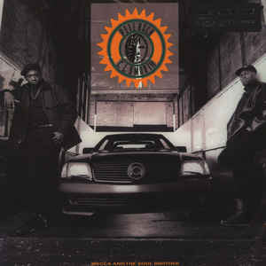 Pete Rock & C.L. Smooth ‎- Mecca And The Soul Brother 2xLP (180g)