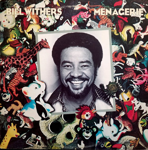 Bill Withers - Menagerie (LP)