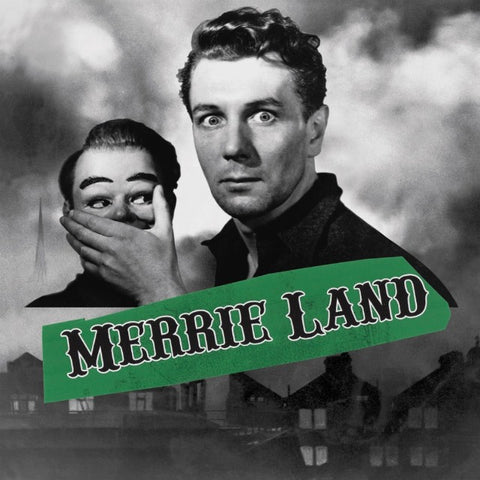 The Good, The Bad & The Queen - Merrie Land (LP, green vinyl)