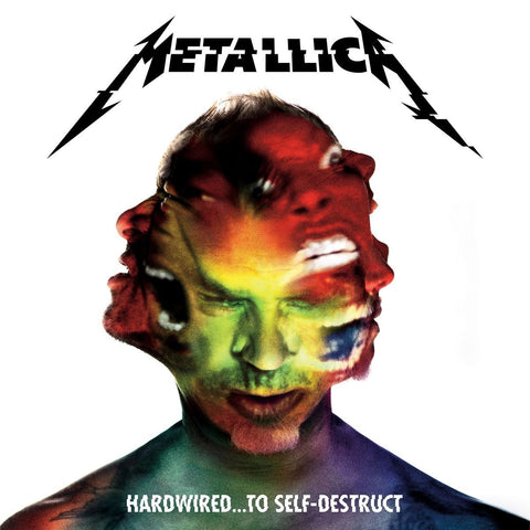 Metallica - Hardwired...To Self-Destruct (Deluxe Box Set)