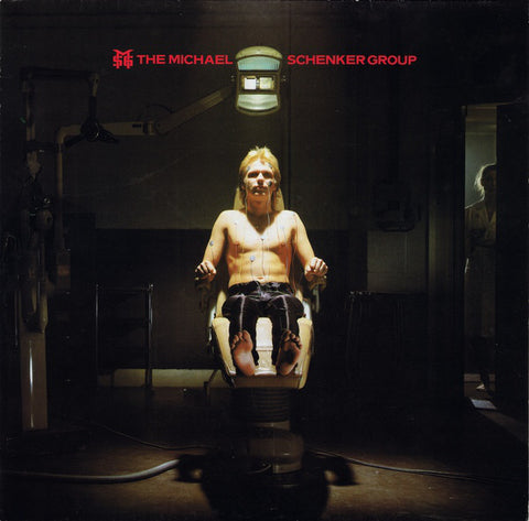Michael Schenker Group - s/t (LP)