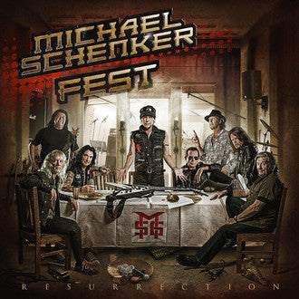 Michael Schenker Fest - Resurrection - (CD & DVD)