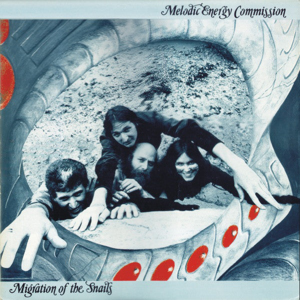 Melodic Energy Commission - Migration Of The Snails (LP)
