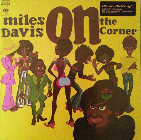 Miles Davis - On The Corner (LP, 180gm)