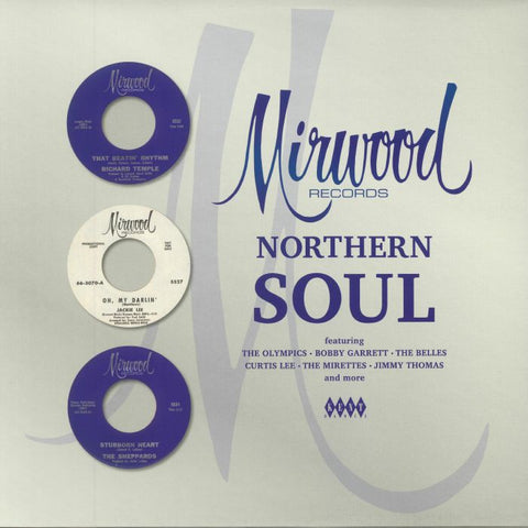 Various - Mirwood Records: Northern Soul (LP)