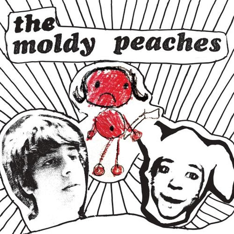 Moldy Peaches - s/t (LP, red vinyl)