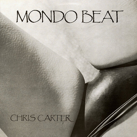 Chris Carter - Mondo Beat (LP, clear vinyl)
