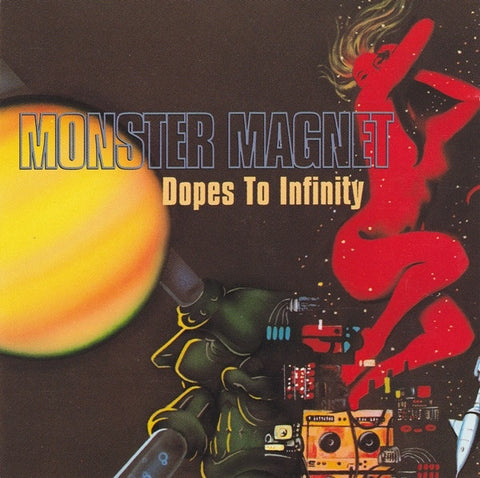 Monster Magnet - Dopes To Infinity (2xLP, 2016 Expanded Edition)