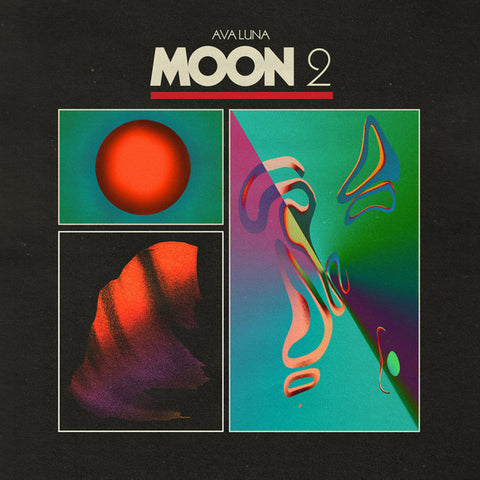 Ava Luna - Moon 2 (LP, moon coloured vinyl)