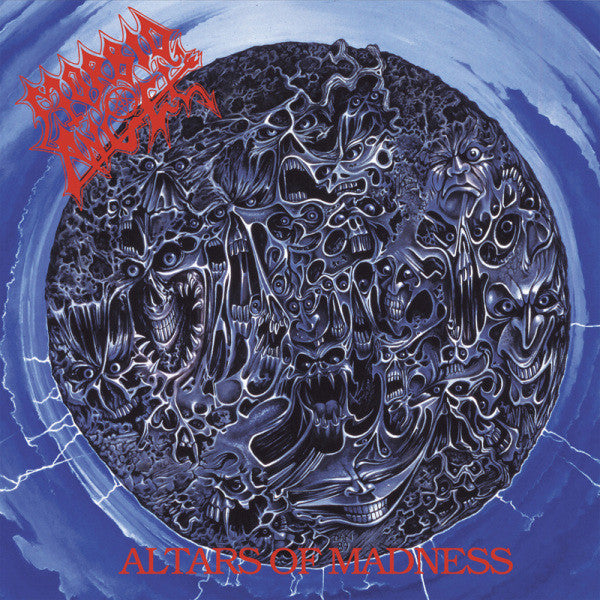 Morbid Angel - Altars Of Madness (LP)