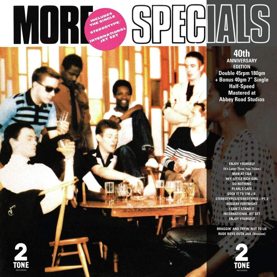 "The Specials - More Specials (2xLP+7"", 40th anniversary half-speed remaster edition)"