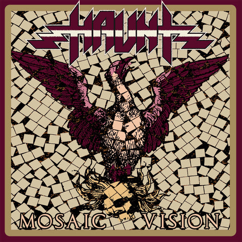 Haunt - Mosaic Vision (LP, purple and gold vinyl)