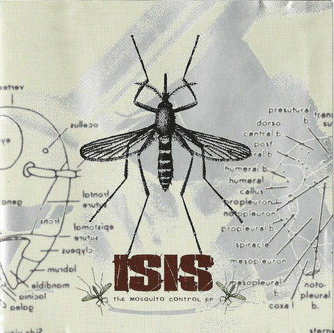 "Isis - Mosquito Control EP (12"")"