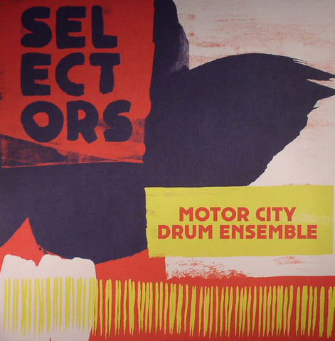 Motor City Drum Ensemble - Selectors 001 (2xLP)