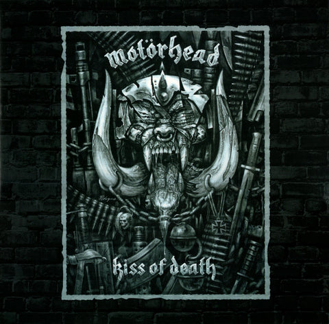 Motörhead - Kiss Of Death (LP)