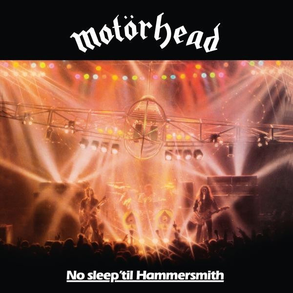 Motörhead - No Sleep 'til Hammersmith (LP, 180gm)
