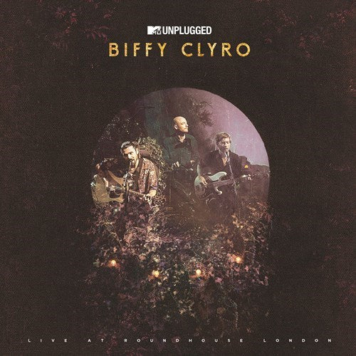 Biffy Clyro - MTV Unplugged: Live at Roundhouse London (2xLP+CD+DVD)