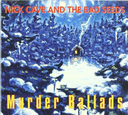 Nick Cave & the Bad Seeds - Murder Ballads (2015 CD+DVD)