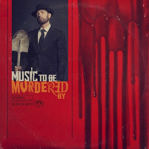 Eminem - Music To Be Murdered By (2xLP, dark translucent vinyl)